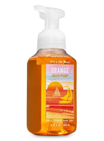 Orange Sunrise Gentle Foaming Hand Soap - Bath And Body Works
