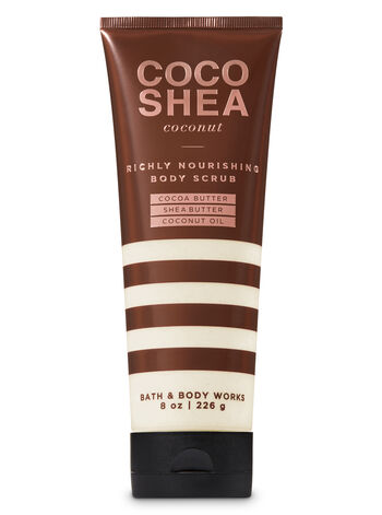 CocoShea Coconut Richly Nourishing Body Scrub - Bath And Body Works