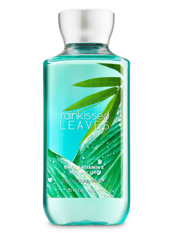 Signature Collection Rainkissed Leaves Shower Gel - Bath And Body Works