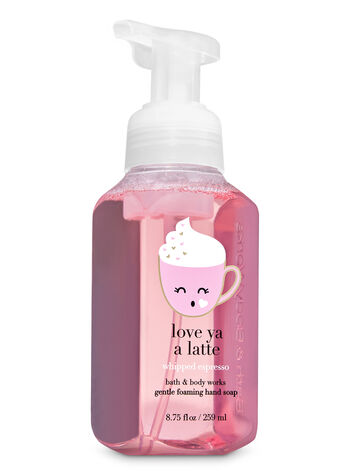 Whipped Espresso Gentle Foaming Hand Soap