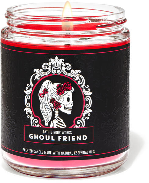 Ghoul Friend Single Wick Candle