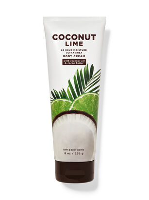 Coconut Lime Ultra Shea Body Cream