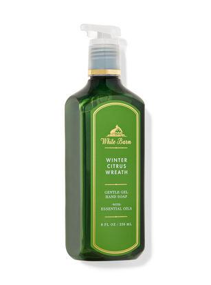 Winter Citrus Wreath Gentle Gel Hand Soap