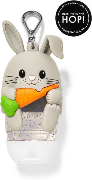 Noise-Making Bunny PocketBac Holder