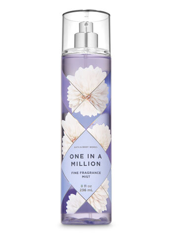 Signature Collection One in a Million Fine Fragrance Mist - Bath And Body Works