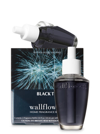 Black Tie Wallflowers Refills, 2-Pack - Bath And Body Works