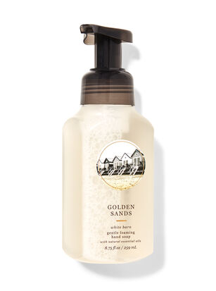Golden Sands Gentle Foaming Hand Soap