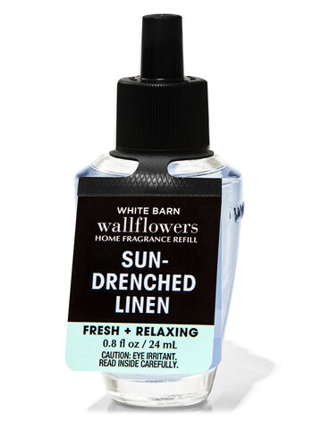 Sun-Drenched Linen Wallflowers Fragrance Refill