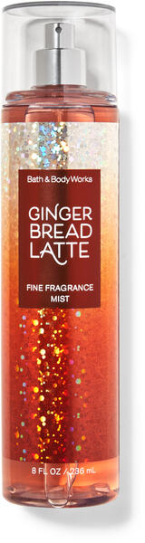 Gingerbread Latte Fine Fragrance Mist