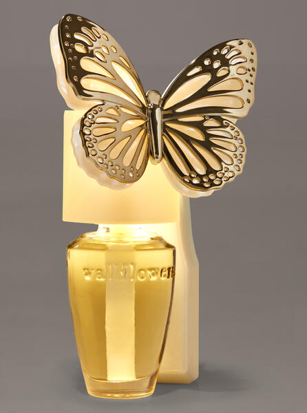 Perched Butterfly Nightlight Wallflowers Fragrance Plug