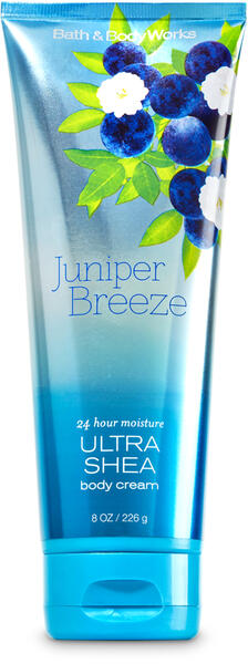 Juniper Breeze Ultra Shea Body Cream