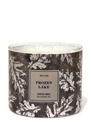 Frozen Lake 3-Wick Candle