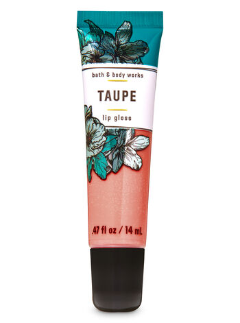Taupe Lip Gloss - Bath And Body Works