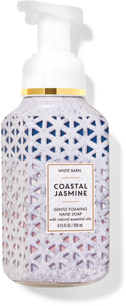 Coastal Jasmine Gentle Foaming Hand Soap