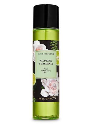 Wild Lime & Gardenia Fine Fragrance Mist - Bath And Body Works