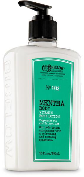 Mentha Body Lotion
