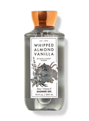 Whipped Almond Vanilla Shower Gel