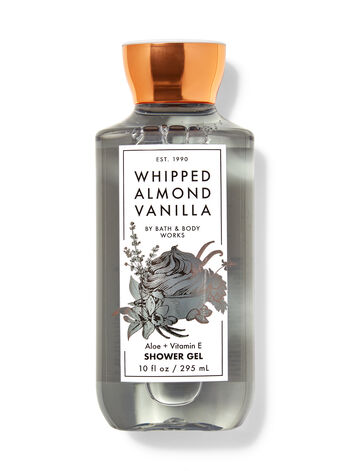Whipped Almond Vanilla Shower Gel