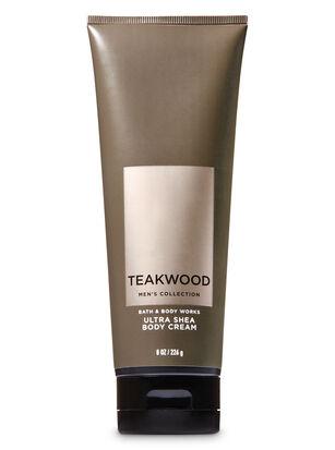 Teakwood Ultra Shea Body Cream