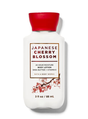 Japanese Cherry Blossom Travel Size Body Lotion