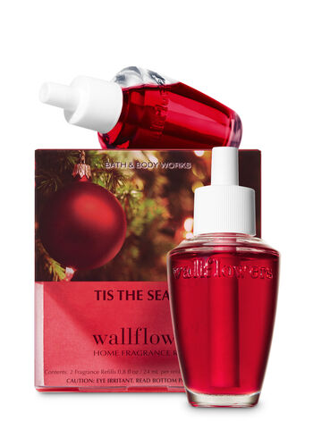 Tis the Season Wallflowers Refills, 2-Pack - Bath And Body Works