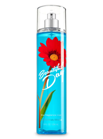 cf8df4a51 Signature Collection Beautiful Day Fine Fragrance Mist - Bath And Body Works
