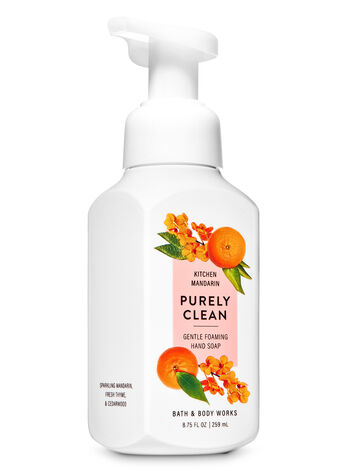 Kitchen Mandarin Gentle Foaming Hand Soap - Bath And Body Works