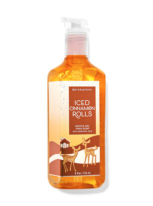 Iced Cinnamon Rolls Gentle Gel Hand Soap