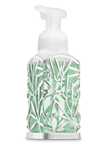 Nickel Vines Gentle Foaming Soap Holder - Bath And Body Works