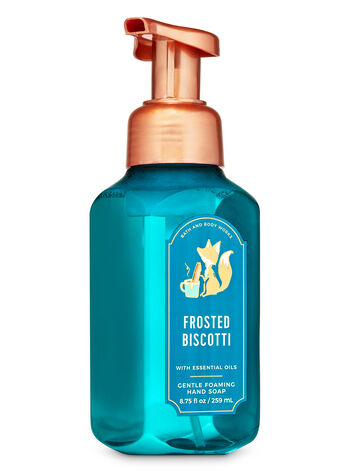 Frosted Biscotti Gentle Foaming Hand Soap