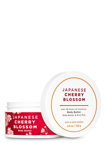 Japanese Cherry Blossom Body Butter - Bath And Body Works