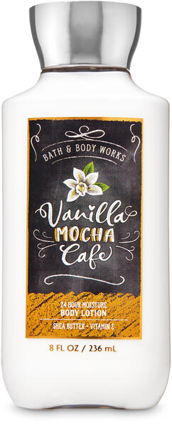 Vanilla Mocha Café Super Smooth Body Lotion