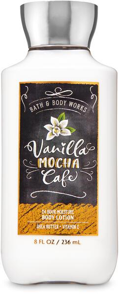 Vanilla Mocha Café Super Smooth Body Lotion