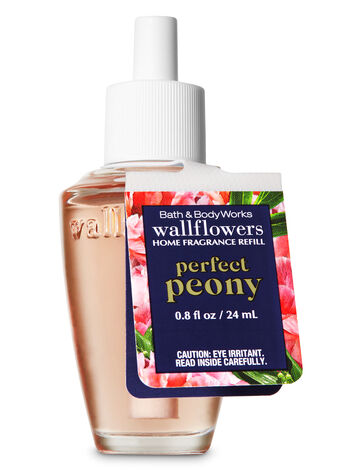 Perfect Peony Wallflowers Fragrance Refill - Bath And Body Works