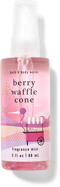 Berry Waffle Cone Travel Size Fine Fragrance Mist