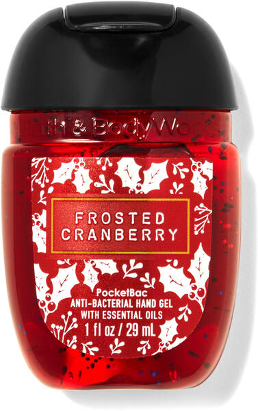 Frosted Cranberry PocketBac Hand Sanitizer