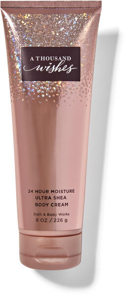 A Thousand Wishes Ultra Shea Body Cream