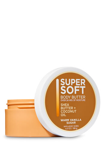 Warm Vanilla Sugar Super Soft Body Butter - Bath And Body Works