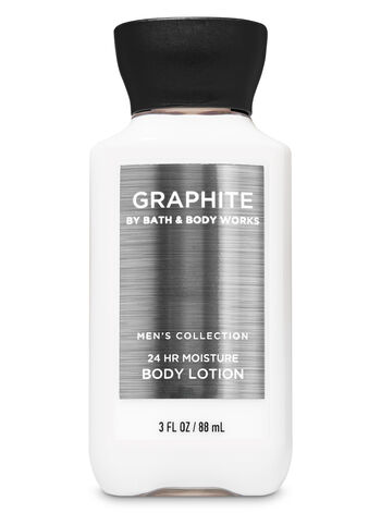 Graphite Travel Size Body Lotion - Bath And Body Works