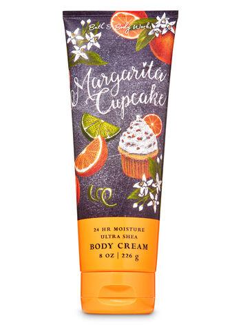 Margarita Cupcake Ultra Shea Body Cream - Bath And Body Works