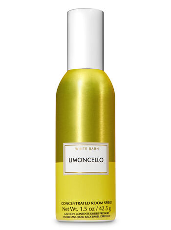 White Barn Limoncello Concentrated Room Spray - Bath And Body Works
