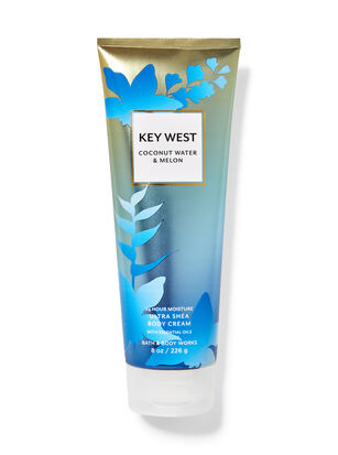 Key West Coconut Water & Melon Ultra Shea Body Cream