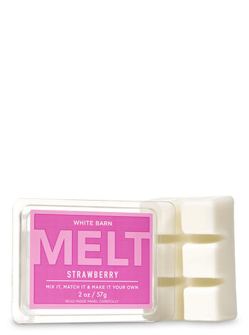 Strawberry Fragrance Melt - Bath And Body Works