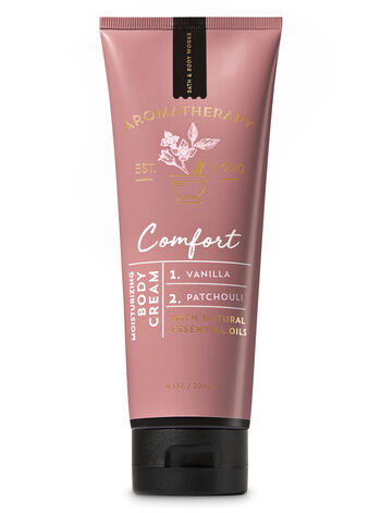 Aromatherapy Comfort - Vanilla & Patchouli Body Cream - Bath And Body Works