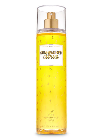 Sun-Washed Citrus Fine Fragrance Mist - Bath And Body Works