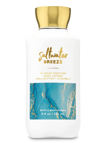 Saltwater Breeze Super Smooth Body Lotion - Bath And Body Works