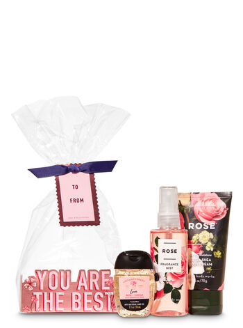 Rose Mini Gift Set - Bath And Body Works