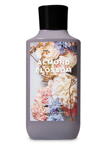 Signature Collection Almond Blossom Super Smooth Body Lotion - Bath And Body Works