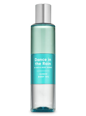 Dance in the Rain - Fresh Raindrops Body Oil - Bath And Body Works
