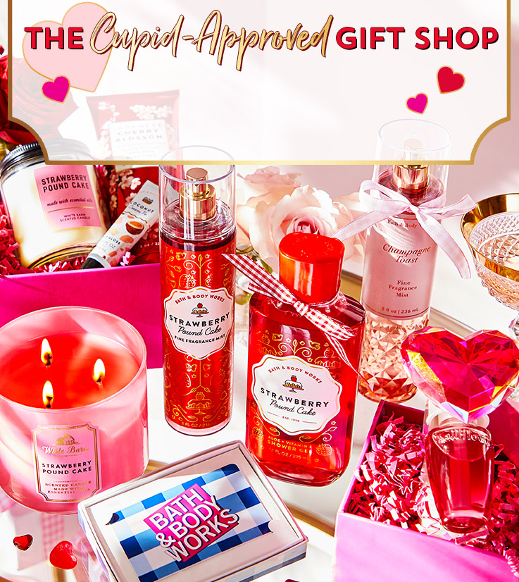 The Cupid-approved gift shop.
